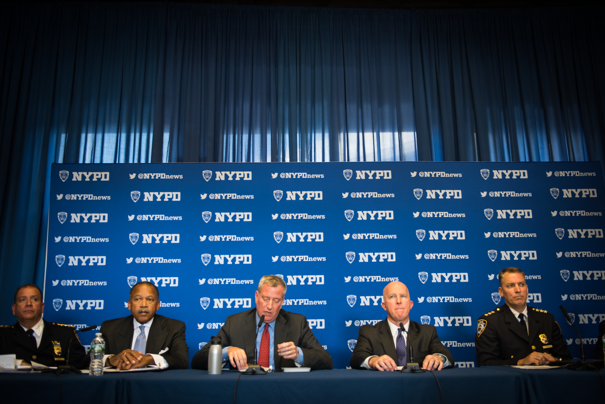Mayor de Blasio Back NYPD Action of Alerting ICE Despite Being a Sanctuary City