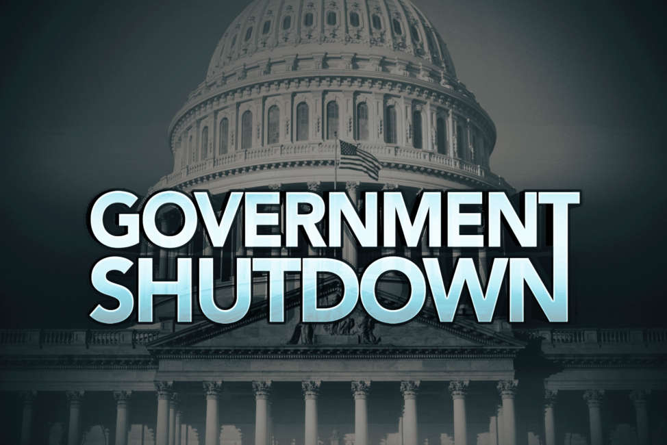 Government Shuts Down After Senate Rejects Temporary Spending Bill