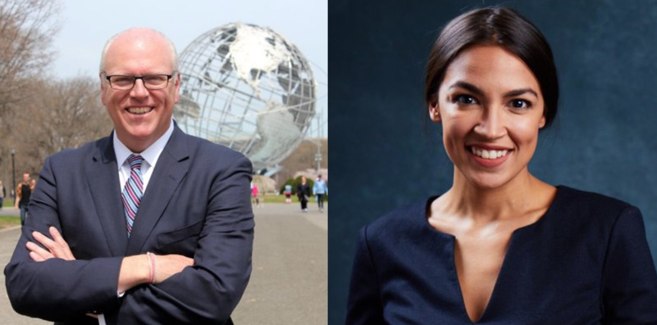 Top NY Democratic Congressman Loses Seat To a 28-year-old Democratic Socialist In Stunning Upset