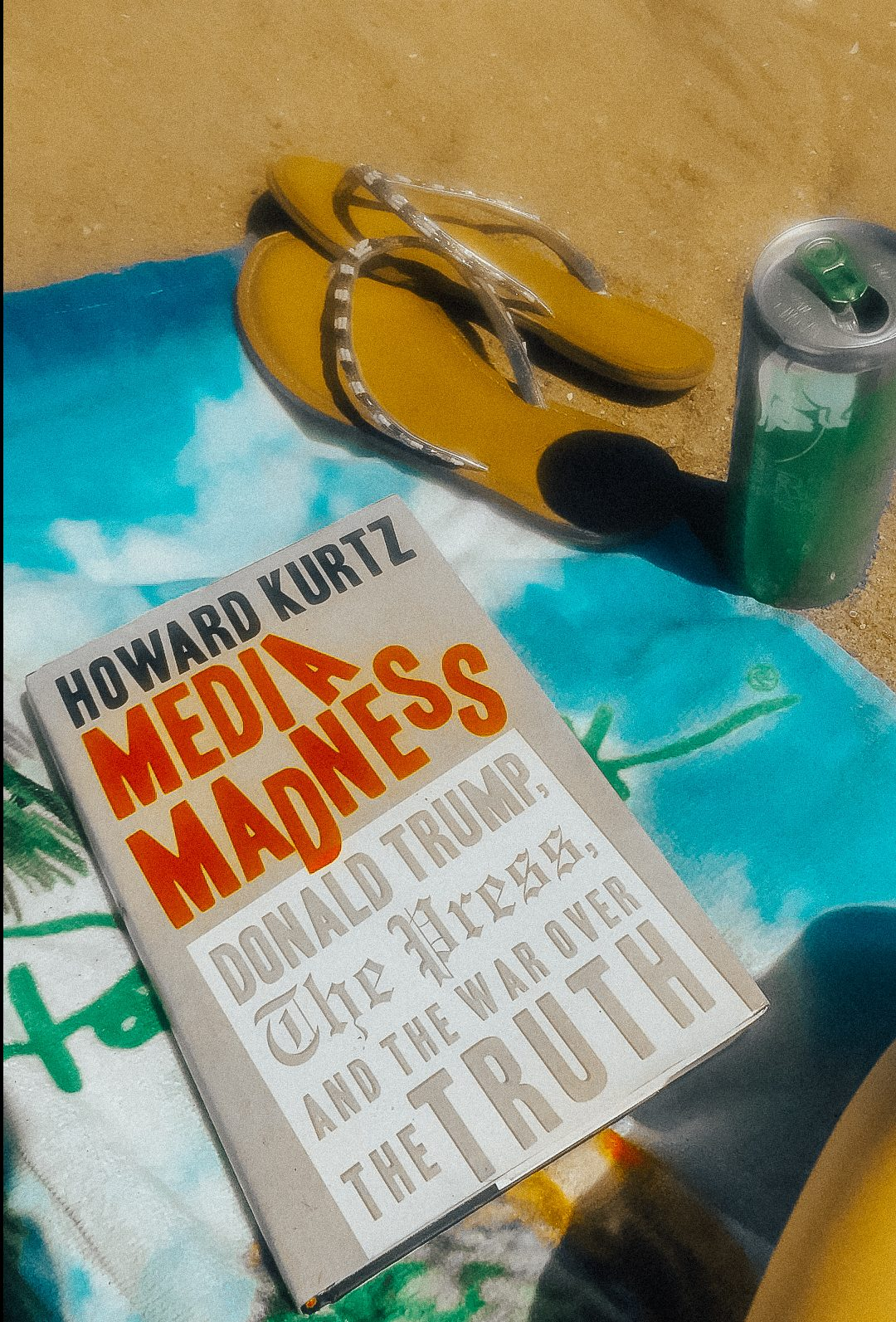 Book Review — 'Media Madness' by Howard Kurtz