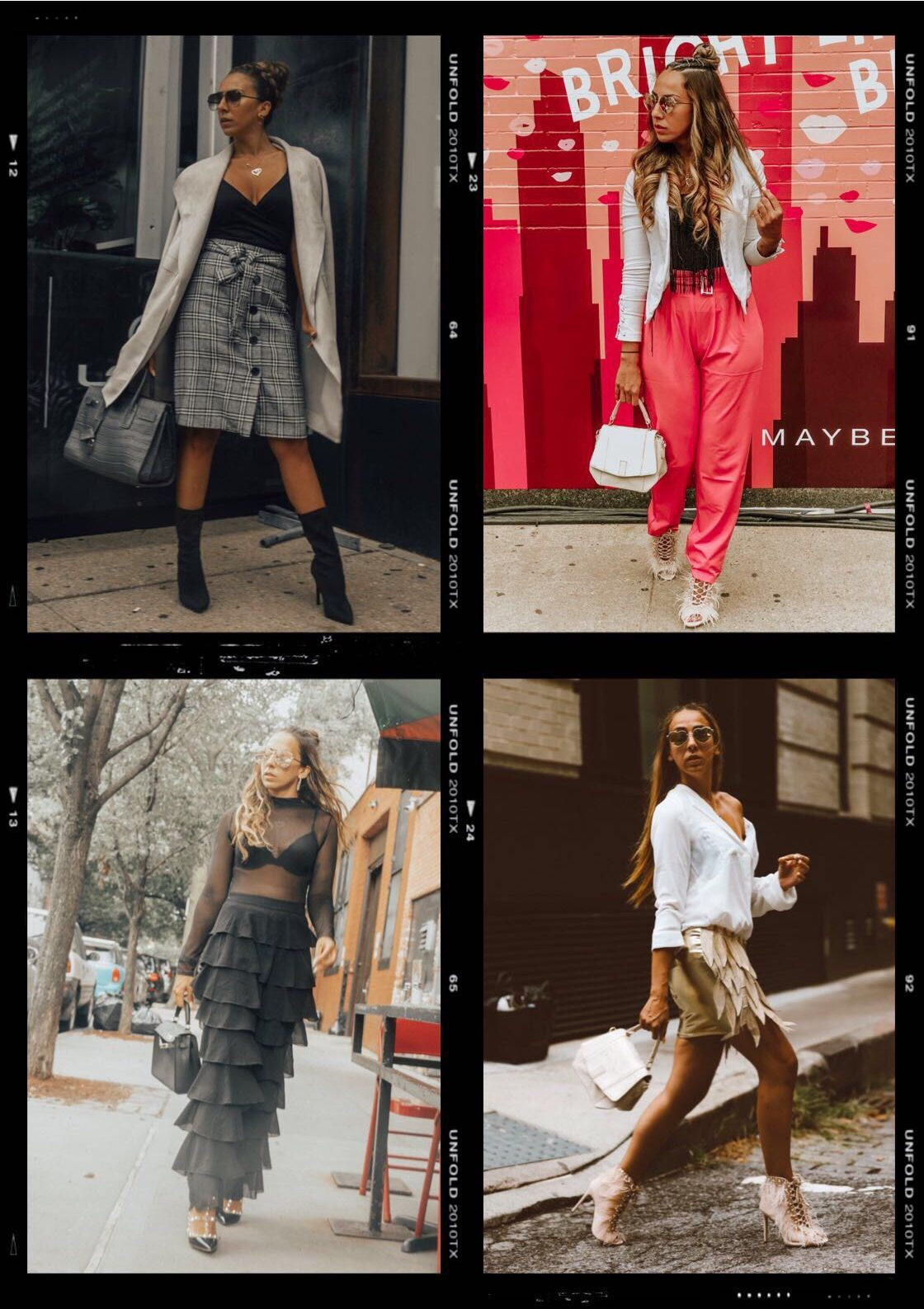 NYFW OUTFITS