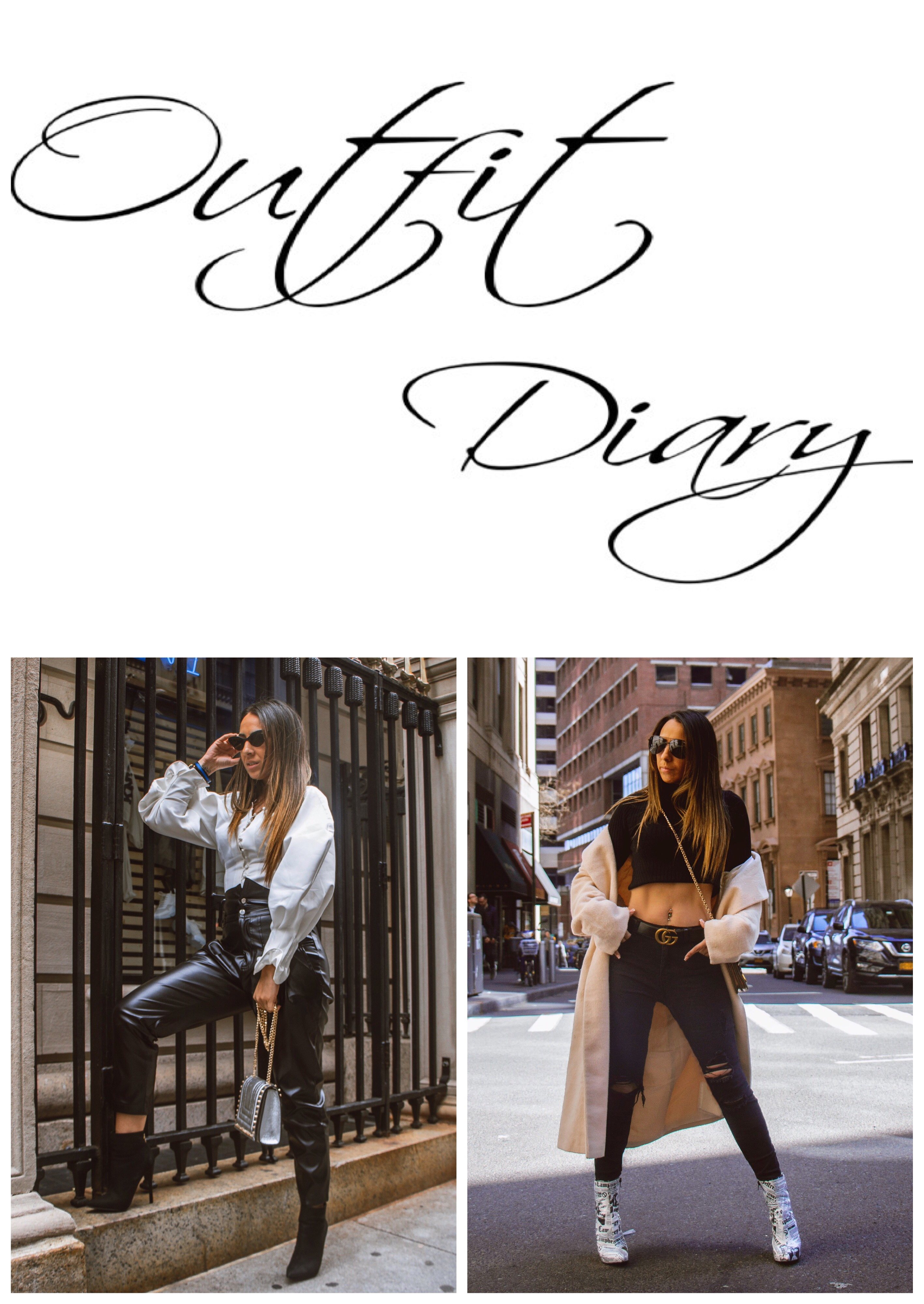 Outfit Diary | Week of May 1-4