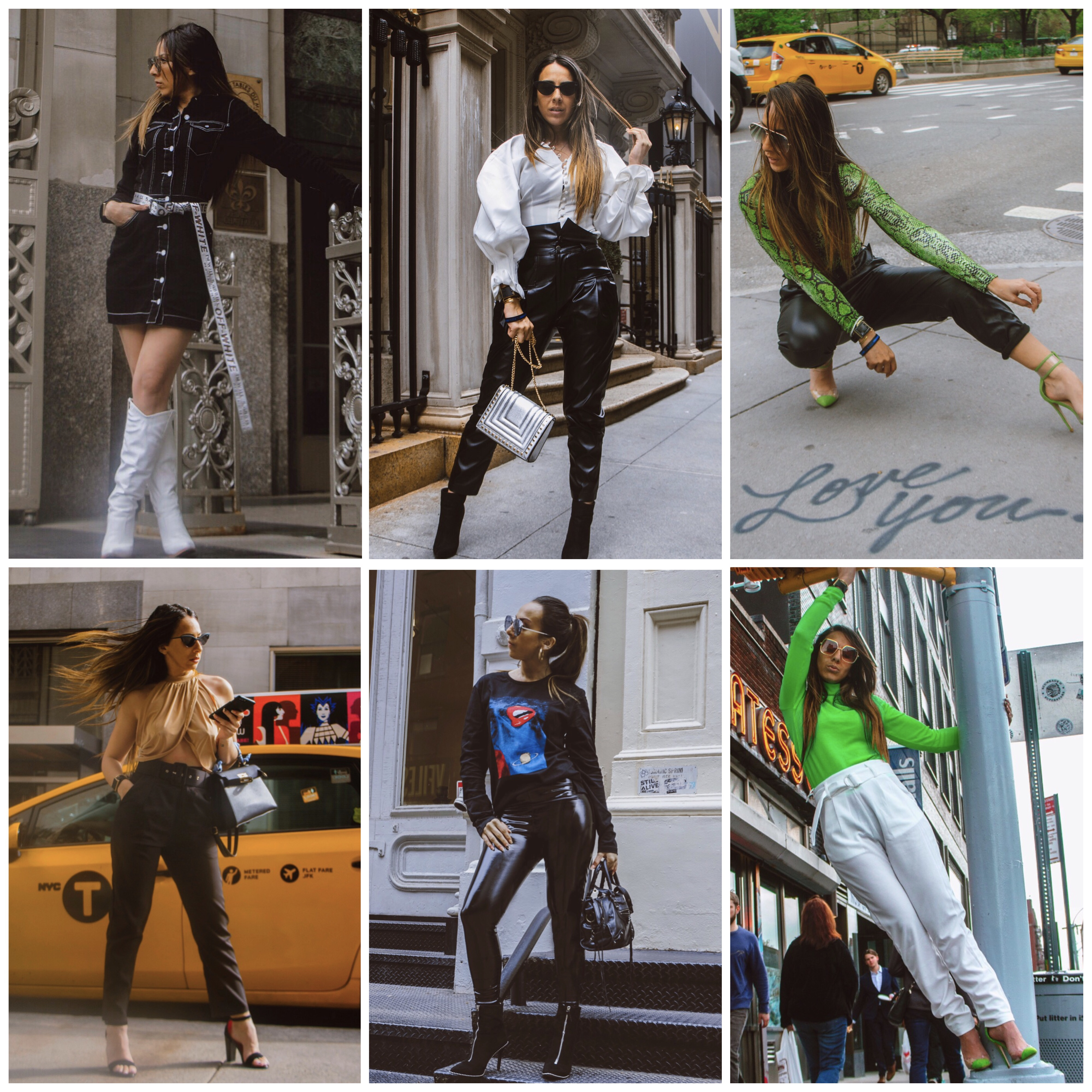 Outfit Diary | Week of May 12-18