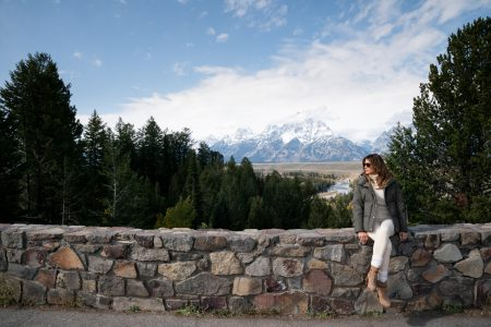 What Melania Wore Visiting the Grand Teton National Park in Wyoming
