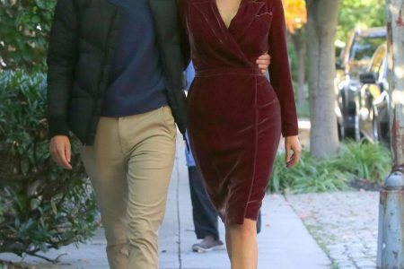 What Ivanka Wore Heading To the Synagogue For Sukkot