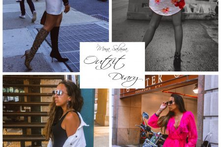 Outfit Diary | Week of October 1-5