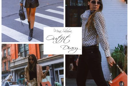 Outfit Diary | Week of October 6-12