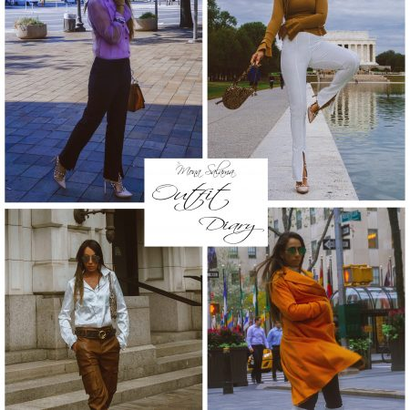 Outfit Diary | Week of October 13-19