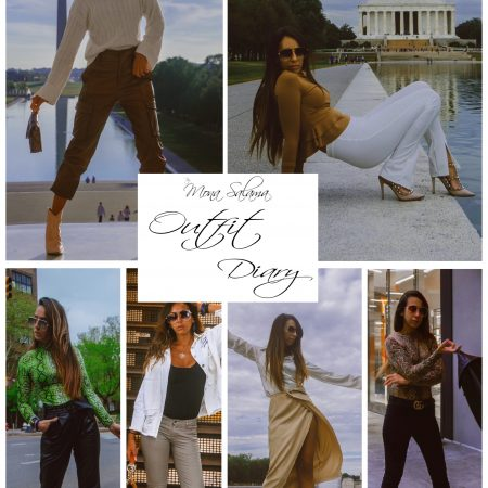 Outfit Diary | Week of October 20-26