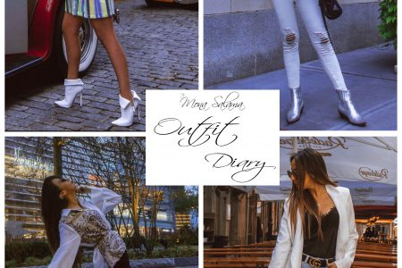 Outfit Diary | Week of November 17-23