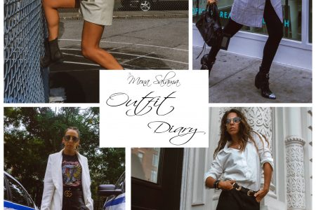 Outfit Diary | Week of October 27-31