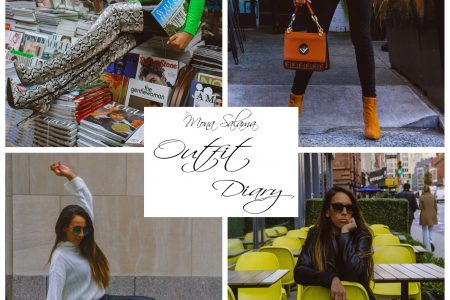 Outfit Diary | Week of November 3-9