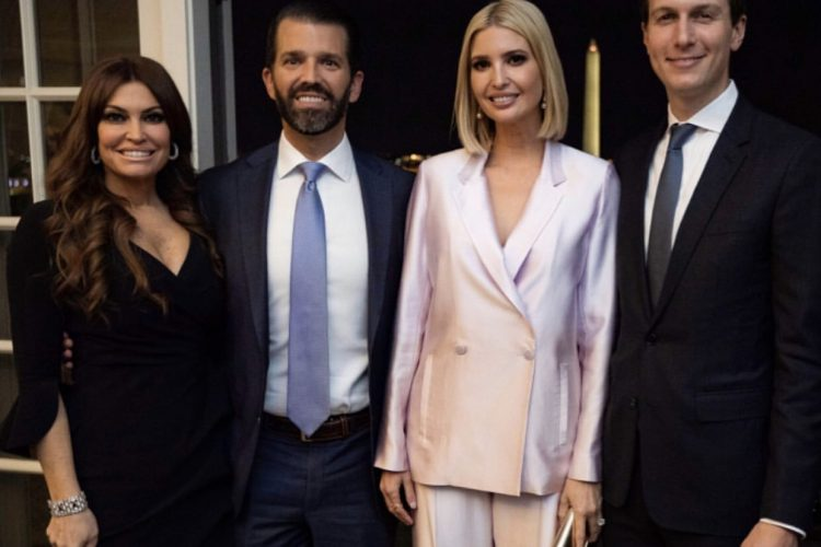 What Ivanka Wore Hosting Don Jr. Book Party